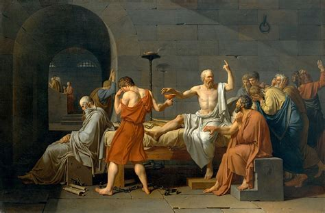 Socrates and the callous on my middle finger
