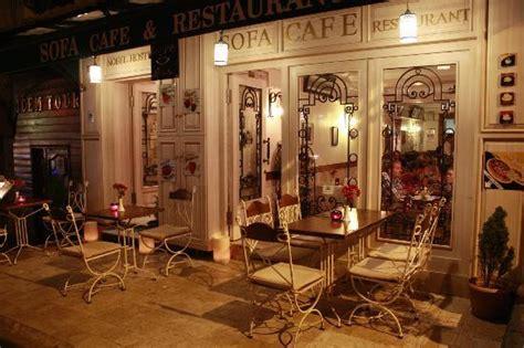 Sofa Cafe & Restaurant, Istanbul - Sultanahmet ...