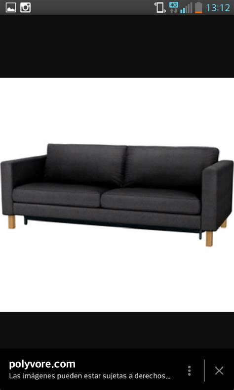 Sofa cama escandinavo retro ikea cod:15691 segunda mano ...