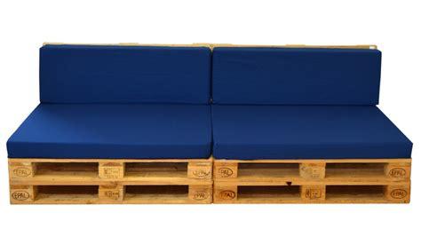Sofa con Palet 80x240 para Jardin Ref.SP24080