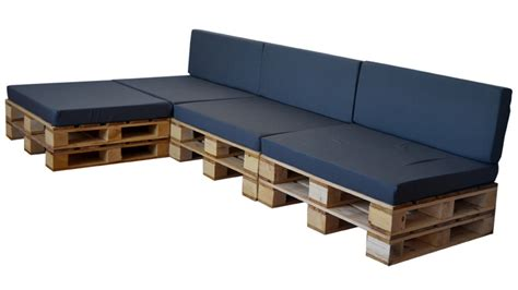 Sofá Palet 160 x 300 y Chaise Longue Ref.SP160300