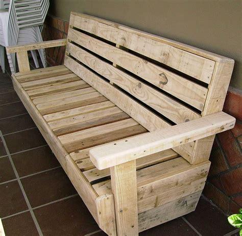 Sofas Con Palets De Madera Planos Como Hacer Un Sofa Ideas ...
