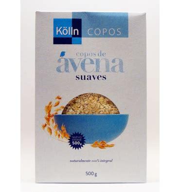 soffici fiocchi di avena Kölln 500 grammi. - In tastu Food.