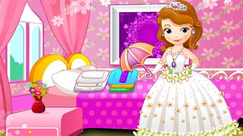 Sofia the First   Little Princess Sofia Washing Clothes ...