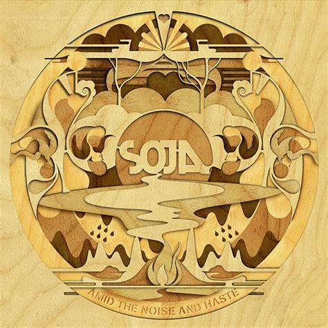 SOJA Album cover on Behance