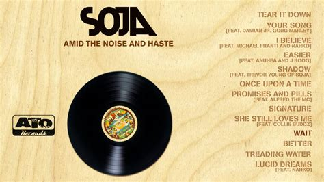 SOJA - Amid the Noise and Haste (Album Sampler) - YouTube