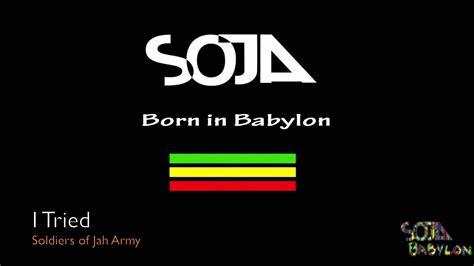 SOJA   Born in Babylon (Full Album/Album Completo) - 2009 ...