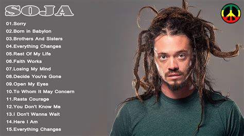 SOJA Greatest Hits - Best Songs Of SOJA - YouTube
