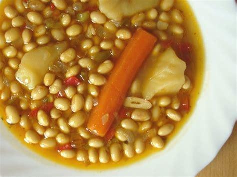 Soja guisada :: recetas veganas recetas vegetarianas ...