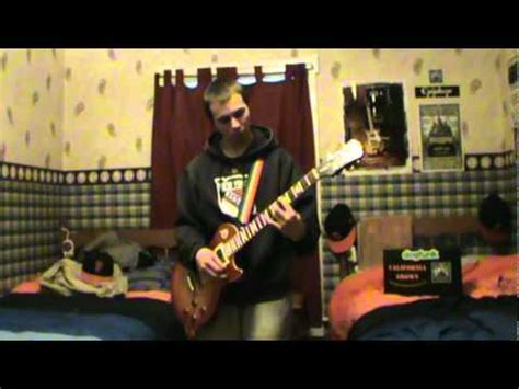 SOJA- Here I Am (Guitar Cover) - YouTube