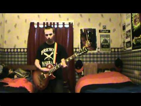 SOJA- Not Done Yet (Guitar Cover) - YouTube