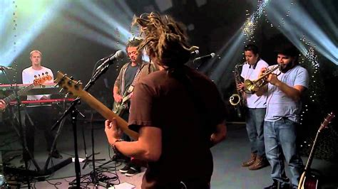 SOJA - Not Done Yet (Live) - YouTube