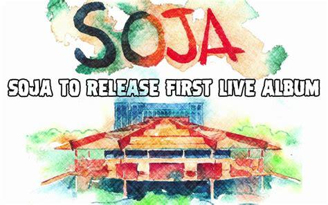 SOJA To Release New Album - Live in Virginia