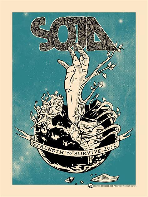 Soja: World Tour Poster, 2012 Unitus
