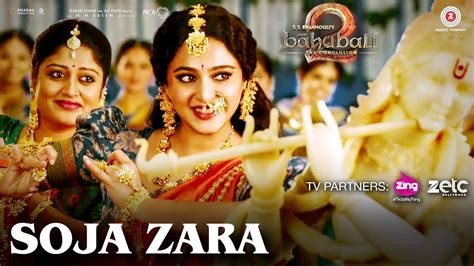 Soja Zara Full HD Video Song - Baahubali 2