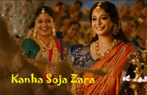 Soja Zara song ANUSHKA - Bahubali 2 The Conclusion ...