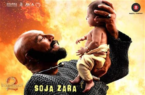 Soja Zara Song Lyrics - Bahubali 2 The Conclusion | Madhushree