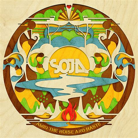 "SOJA's ""Amid The Noise And Haste"" album review 