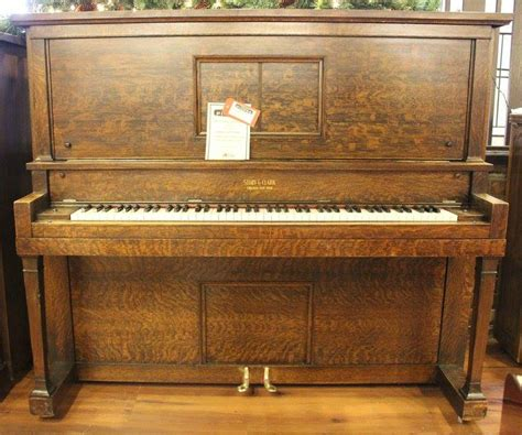 SOLD:1917 Story & Clark Used Upright Piano For Sale ...
