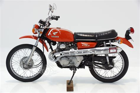 Sold: Honda CL175 Solo Motorcycle Auctions - Lot 27 - Shannons