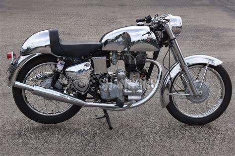 Sold: Royal Enfield Bullet 500cc Café Racer Motorcycle ...