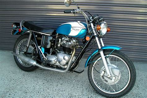 Sold: Triumph Tiger 650cc Solo Motorcycle Auctions - Lot 2 ...