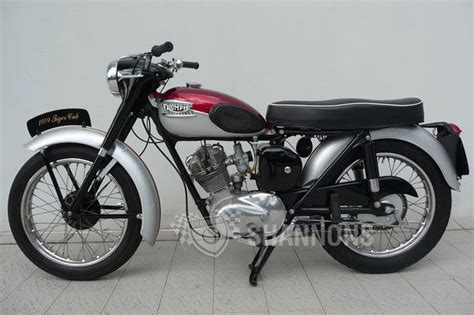 Sold: Triumph Tiger Cub 200cc Solo Motorcycle Auctions ...