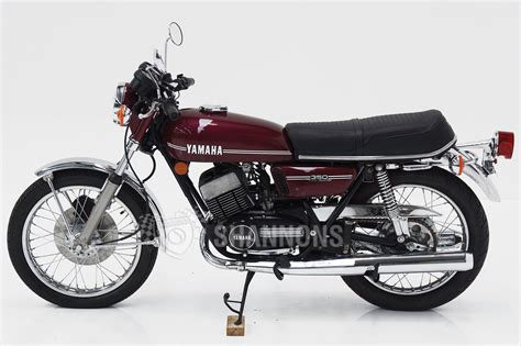 Sold: Yamaha RD350 Solo Motorcycle Auctions - Lot 31 ...