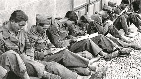 Soldados de la tercera España en la Guerra Civil ...
