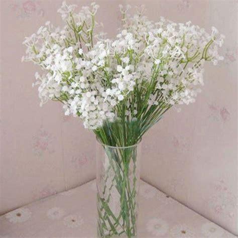 Soledi®3 x Ramo de Gypsophilas flores Artificiales falsas ...