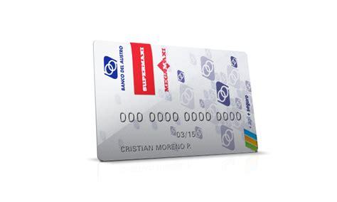 Solicitud Tarjeta De Credito Visa Banco Del Austro ...