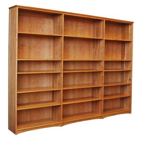 Solid Wood Bookcases   Scott Jordan Furniture