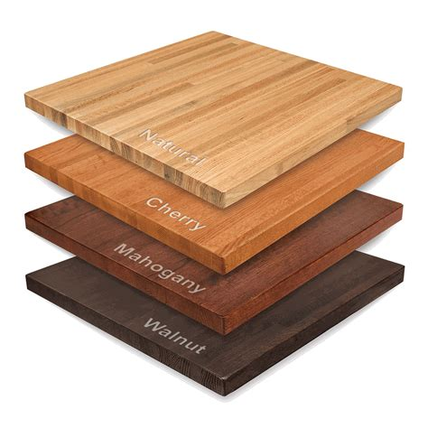 Solid Wood Table Tops   Bar & Restaurant Furniture, Tables ...