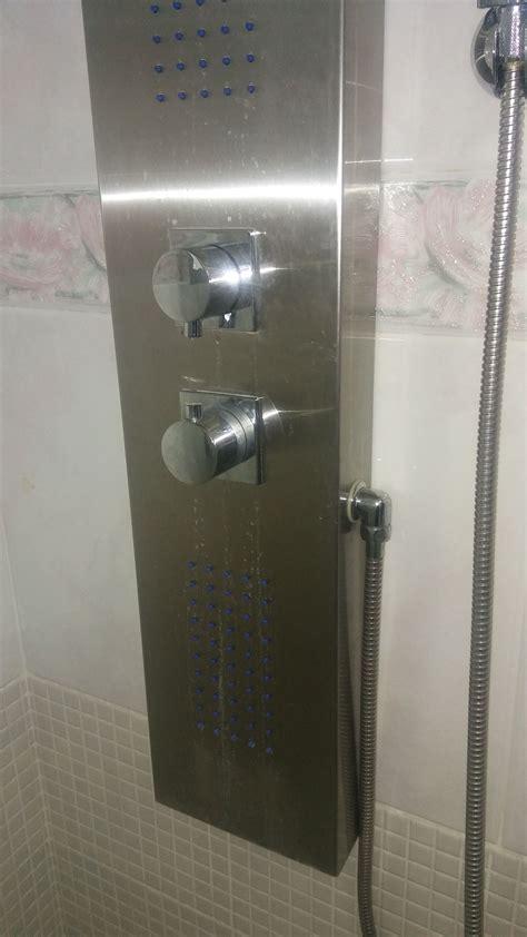 Solucionado: Avería en columna de ducha Trevi - Leroy Merlin