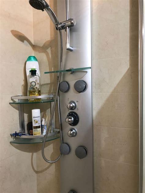 Solucionado: Desmontar una columna de ducha Roca - Leroy ...