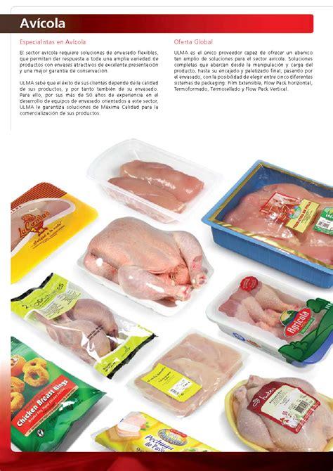 Soluciones de envasado para productos avícolas  pollo ...