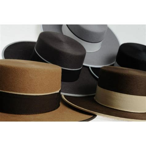 Sombreros Ala Ancha ANTONIO GARCIA   Equivan Tienda Hipica