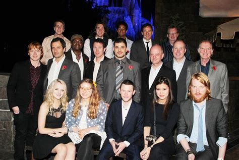 some of the Harry Potter crew