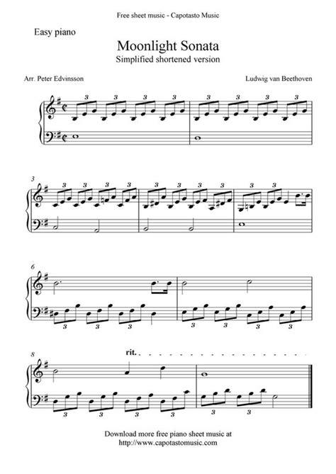 Somewhere Over The Rainbow Easy Piano Sheet Music Free Pdf ...