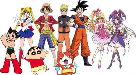 Son Goku y Shin Chan, embajadores de los Juegos Olímpicos ...