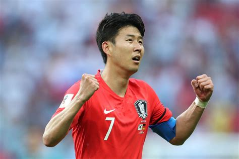Son Heung-Min named to Korea U23 roster for Asian Games ...