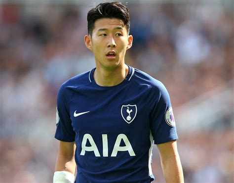 Son Heung-Min | Tottenham Hotspur squad list confirmed for ...