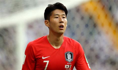 Son Heung-min: What Germany vs South Korea means for Spurs ...