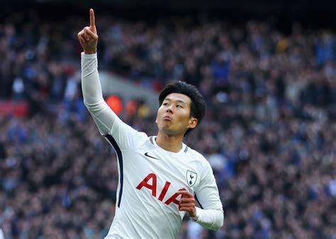 Son Heung min wins Best Footballer in Asia 2017   FOX ...