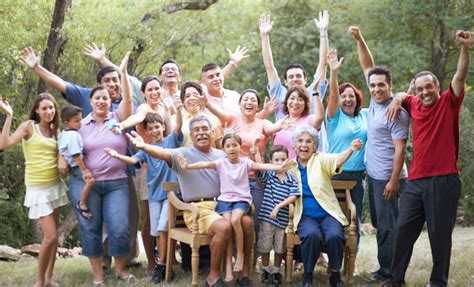 Soñar con tener familia numerosa: tu optimismo en la vida