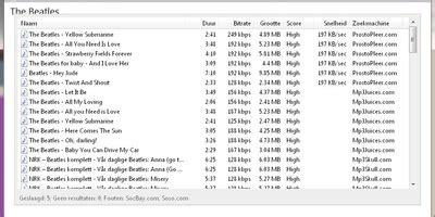 Songr gratis downloaden | Computer Idee