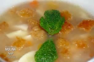 sopa de picadillo restaurante molina 01   Restaurante ...