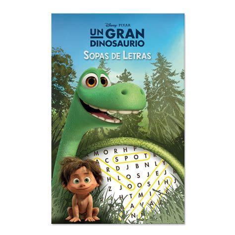 Sopas de letras Un gran dinosaurio 13x21cm Cigama | SEARS ...