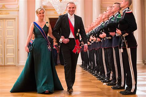 Sophie Wessex celebrates King Harald and Queen Sonja's ...