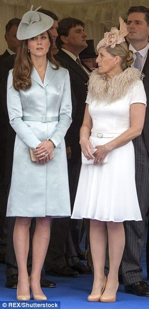 Sophie Wessex is the Queen's favourite but not Kate ...